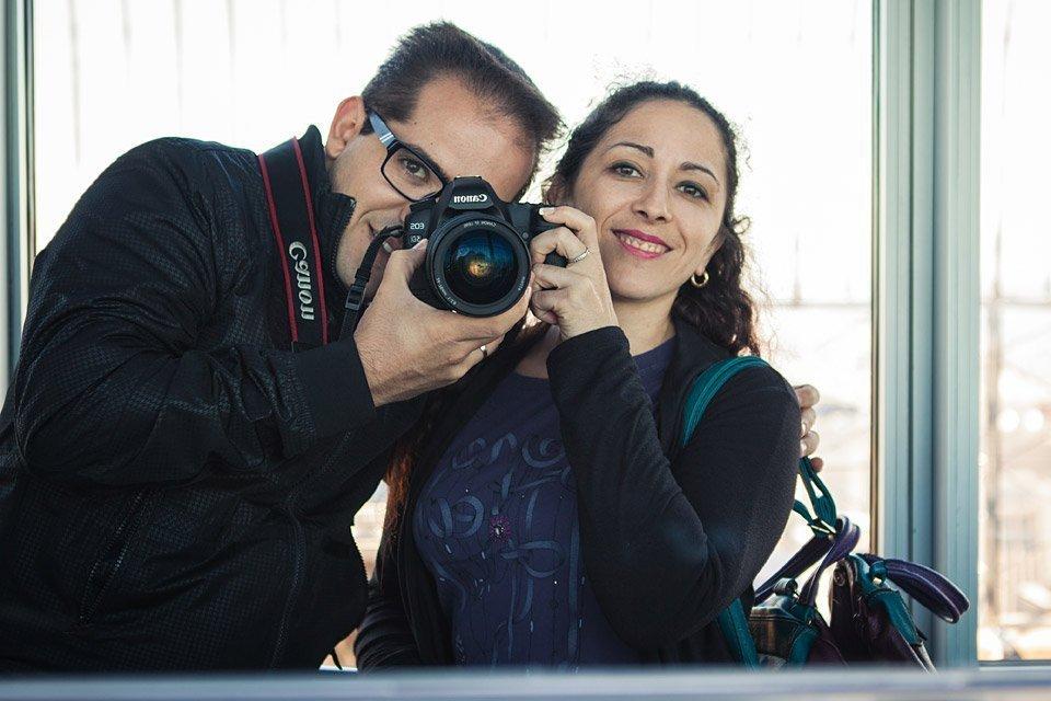 Pedro y Vanesa