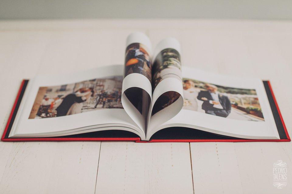 Libro Editorial de Boda