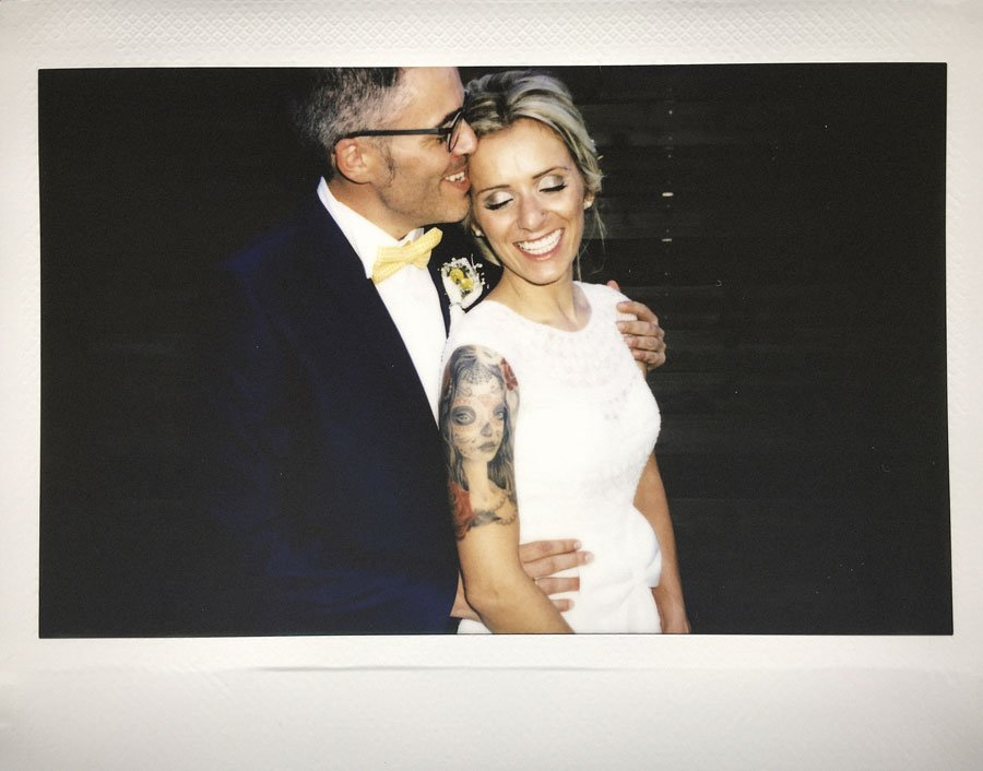 fuji instax para boda