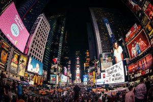 Curso de fotografía de viajes Pedro Talens - Times Square