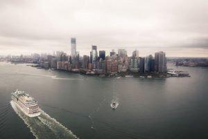 Curso de fotografía de viajes Pedro Talens - New York a vista de pájaro