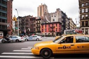 Curso de fotografía de viajes Pedro Talens - Tribeca taxi