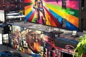 Curso de fotografía de viajes Pedro Talens - Grafitti