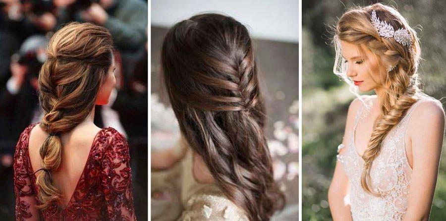 Pedro Talens fotógrafo de bodas. Peinados de novia con trenzas.