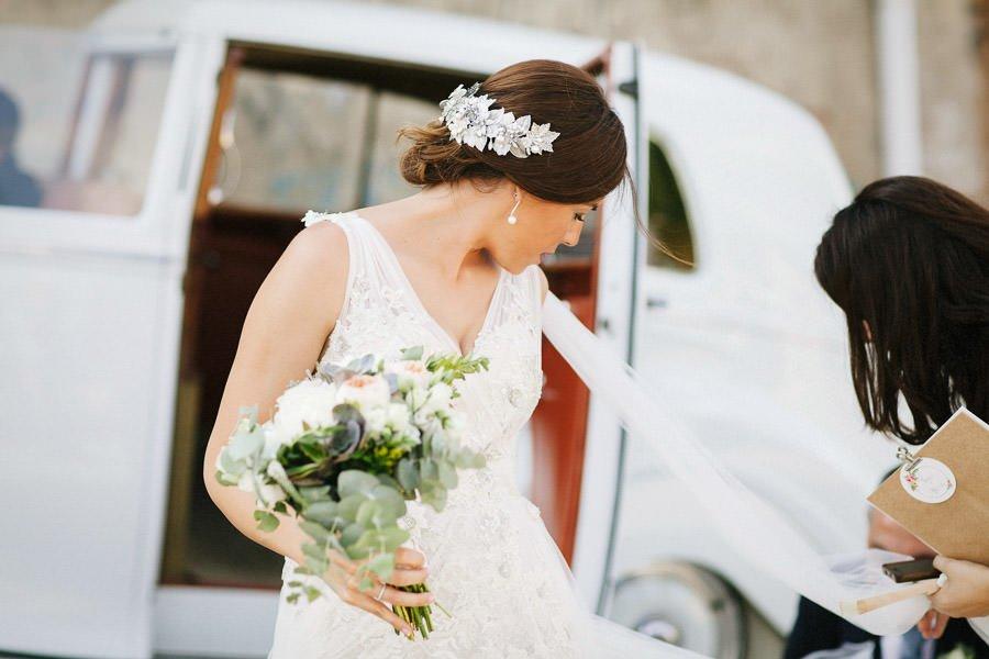 Pedro Talens fotógrafo de bodas. Peinados de novias recogidos