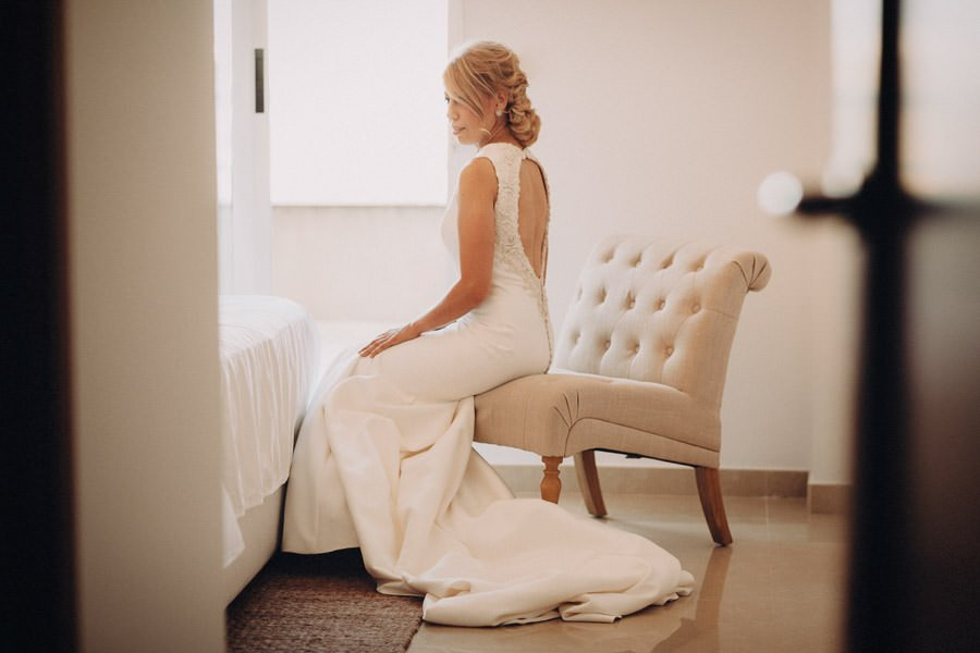 Pedro Talens fotógrafo de bodas. Peinados recogidos para la novia