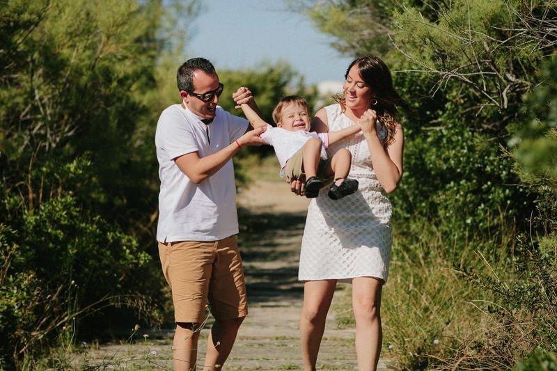 Fotos de familia en Valencia - Pedro Talens