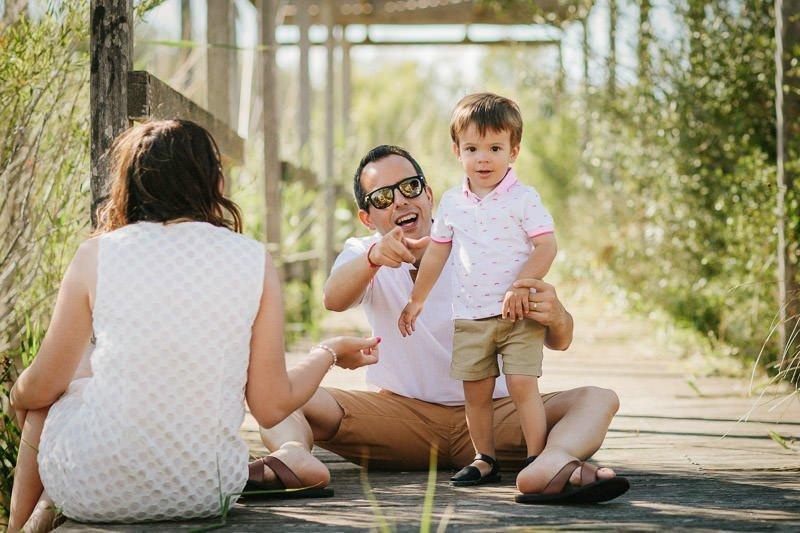 Fotografía para familia en Valencia - Pedro Talens