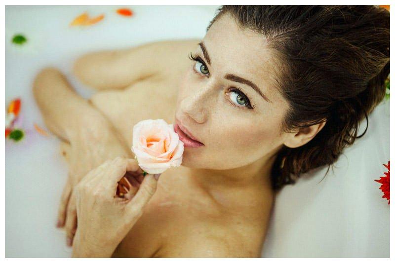 Fotos boudoir en lencería - Pedro Talens