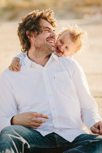 Fotos de familia en la playa - Pedro Talens - Fotógrafo Valencia.
