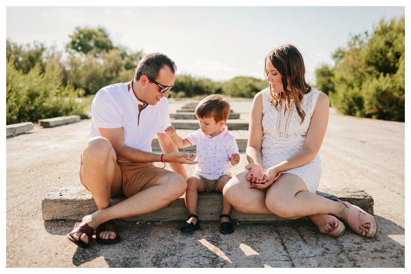 Fotografía familiar en Valencia - Pedro Talens