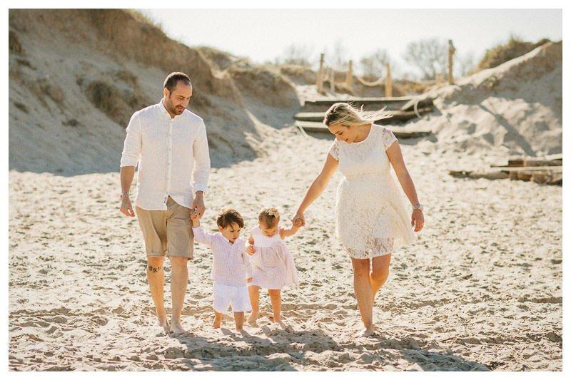Fotos de familia en la playa - Pedro Talens