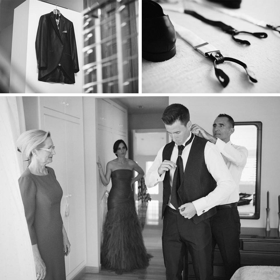 Traje de novio - La guía definitiva para organizar una boda - Pedro Talens - Fotógrafo de bodas