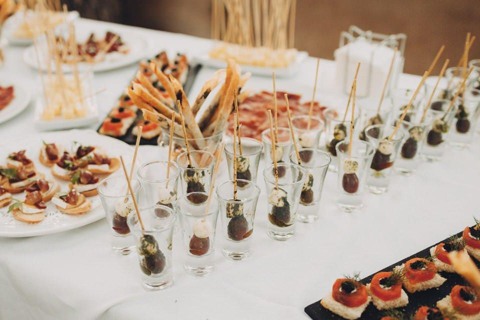 Menú de boda - La guía definitiva para organizar una boda - Pedro Talens - Fotógrafo de bodas