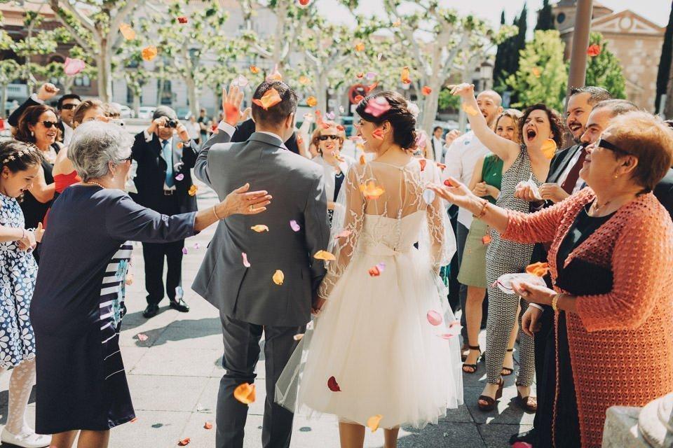 El arroz de la boda - La guía definitiva para organizar una boda - Pedro Talens - Fotógrafo de bodas