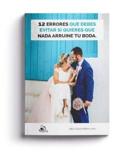 12 errores que debes evitar si quieres que nada arruine tu boda Pedro Talens fotógrafo de bodas