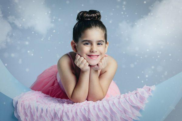 Mini sesiones de navidad para niños