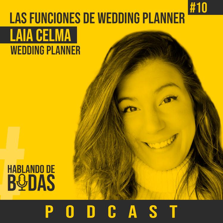 ¿Cuáles son las funciones de una wedding planner? - Con Skyhand Wedding - Hablando de bodas Podcast - Pedro Talens Fotógrafo