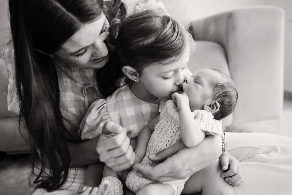 Sesión de fotos de familia en casa - Pedro Talens